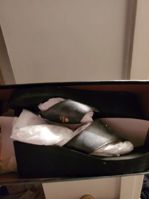 Coach wedge sandals for Sale in Pittsburgh, PA