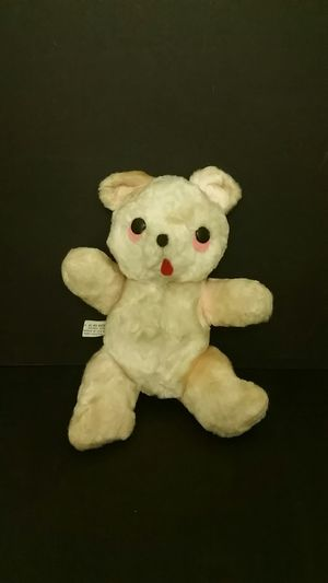 Rare vintage old BANTAM - Teddy bear - baby rattle (11 inches long) for Sale in Anaheim, CA
