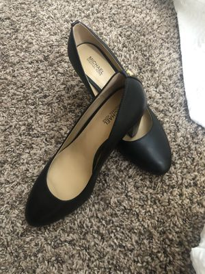 New Michael Kors black heels for Sale in Vancouver, WA