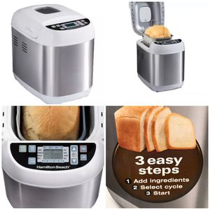 NEW Hamilton Beach dough hand bread maker for Sale in Boca Raton, FL
