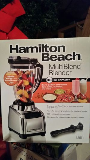 Brand New Hamilton Beach Blender for Sale in Raleigh, NC