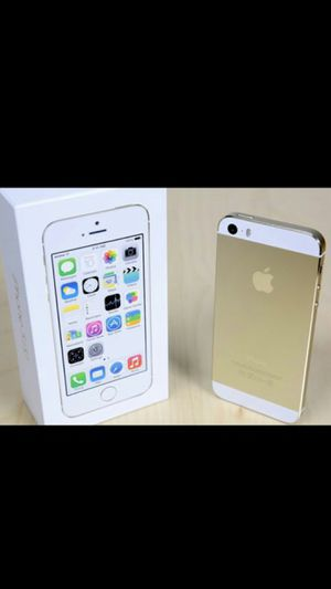 IPhone 5S, Factory UNLOCKED//Excellent Condition// As like New.. for Sale in Springfield, VA
