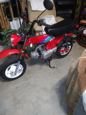 1992 Honda CT70 like new condition for Sale in Dallas, GA