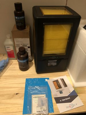 Photon S resin 3D printer for Sale in CORP CHRISTI, TX