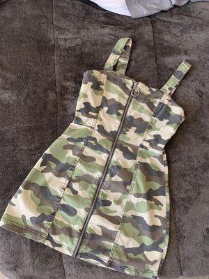 Camo denim Dress for Sale in Mesa, AZ