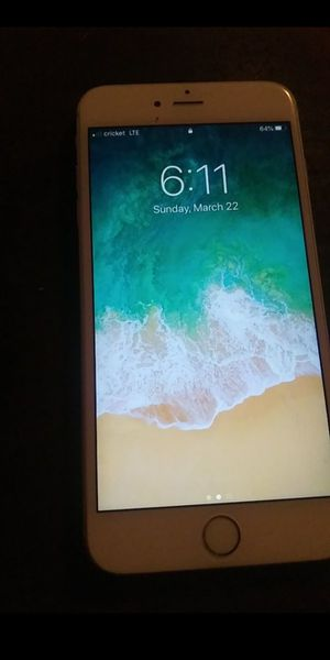 iPhone 6s Plus for Sale in Kansas City, MO