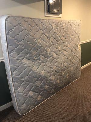 Queen Rv mattress for Sale in Lincoln Park, MI
