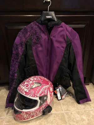 Woman's Motorcycle Gear COMBO for Sale in Riverview, FL