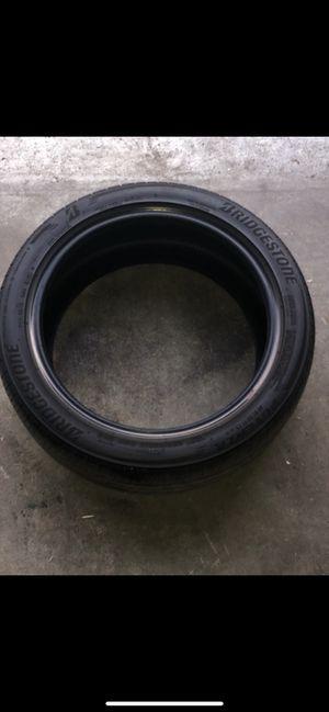 Bridgestone 225/45/17 tires for Sale in Pasco, WA