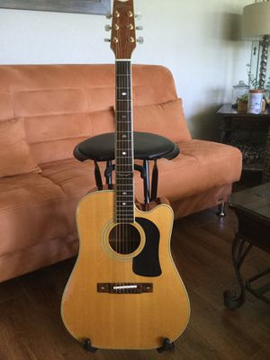 Washburn D17SCE N (1993) Acoustic Electric Guitar for Sale in Pompano Beach, FL