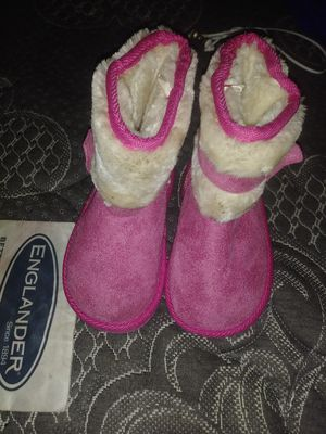 Little girl boots for Sale in Akron, OH