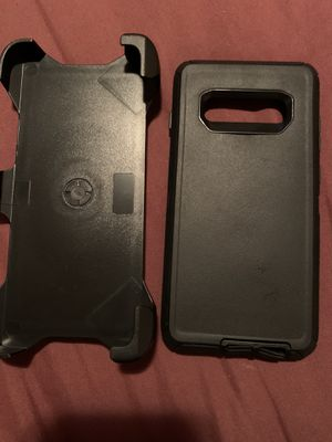 Otter box Galaxy S 10 plus for Sale in Long Beach, CA
