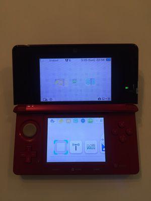 Nintendo Fire Red 3DS Handheld System for Sale in Atlanta, GA