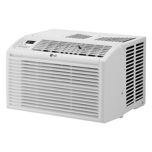 AC LG 6,000 BTU A/C 115-Volt Window Air Conditioner A little technology can go a long way, especially with a stylish remote that lets you cool rooms for Sale in Arcadia, CA