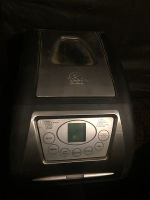 Wolfgang puck bread maker for Sale in Lancaster, CA