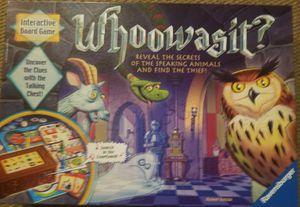 Designer Kids Mystery Board Game 'WHOOWASIT?' for Sale in Seattle, WA