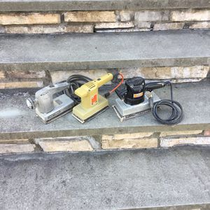 Craftsman sander dual action for Sale in Concord, MA