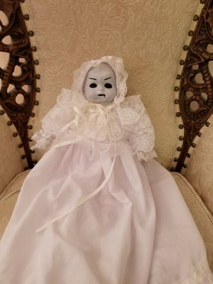 Creepy Halloween Baby for Sale in Schaumburg, IL