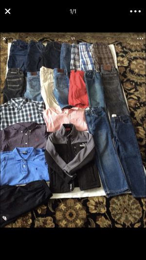 Clothes for boys for Sale in Loganville, GA