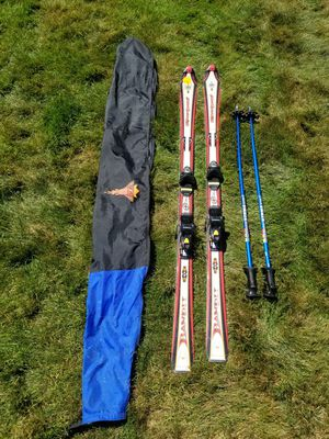 Rossignol bandit X skis for Sale in Enumclaw, WA