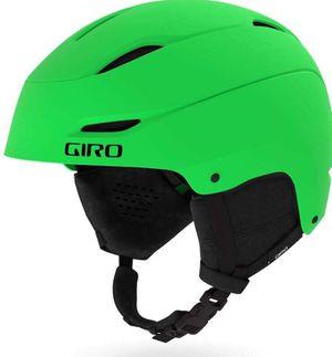 Almost Brand New Unisex Giro helmet for Skate, Bike, &Snow Pickup Only Little Chute! for Sale in Combined Locks, WI