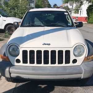 2005 Jeep Liberty for Sale in Baltimore, MD