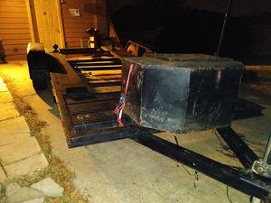 Car hauler trailer traila for Sale in Haltom City, TX