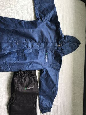 Frogg Toggs boys large rain suit for Sale in Warrenville, IL