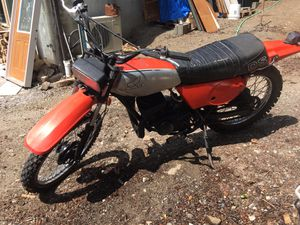 Suzuki DS 100 motorcycle for Sale in Camas, WA