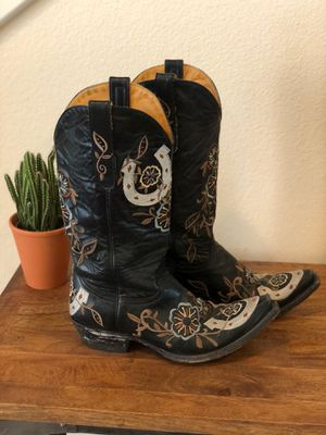 OLD GRINGO boots size 8.5! for Sale in Fort Worth, TX