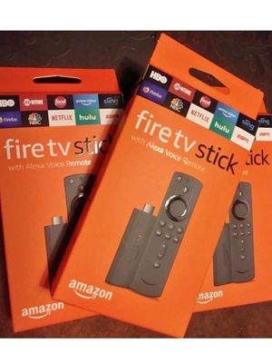 Fire Tv Stick for Sale in Dallas, TX
