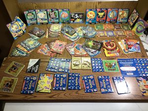 Pokémon collection 22 karat gold for Sale in Peoria, IL