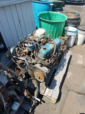 Ford motor and trans for Sale for sale  Trenton, NJ
