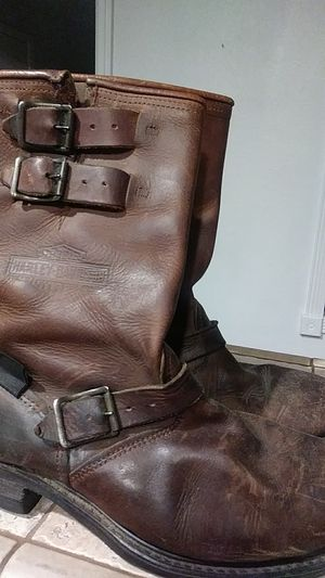 Men's Harley-Davidson boots for Sale in Cypress, CA