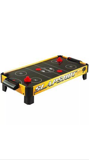 "Slapshot 40"" Table Top Air Hockey Game Kids Room Toy Sports Fan for Sale in Douglasville, GA"