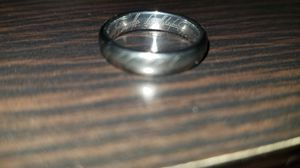 Tungsten Carbide ring with domed finish - Lord of the Rings The One ring with elvish engraving for Sale in Lithonia, GA