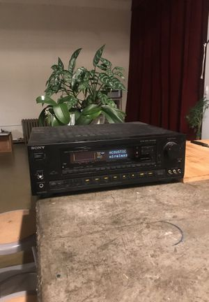 Sony str-d1011s stereo amplifier amp receiver for Sale in Seattle, WA