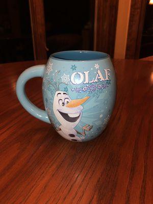 NEW Frozen Olaf & Elsa Mug DISNEY BRANDED for Sale in McKeesport, PA