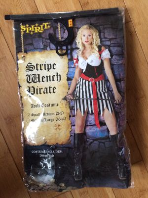 Pirate costume for Sale in Sherwood, OR
