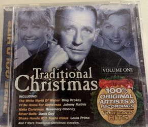 """""""Traditional Christmas"""" music CD for Sale in Berlin,  CT"""