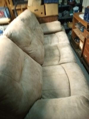 3 chair recliner couch for Sale in Union Mills, NC