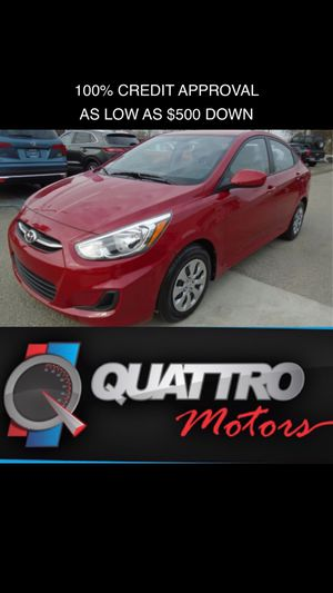 2017 Hyundai Accent SE for Sale in Redford Charter Township, MI