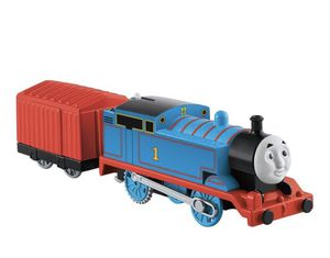 2 Fisher-Price Thomas & Friends TrackMaster Motorized Percy Engine for Sale in Orlando, FL