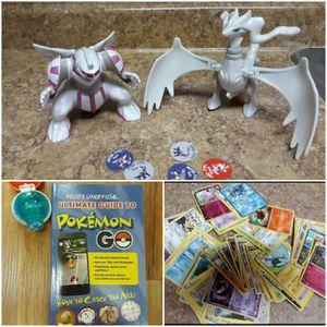 Pokemon Fgures,Book, Cards for Sale in Tucson, AZ