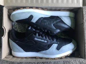 Reebok Classic - Black Grey Gum Sole Size 11s for Sale in Mount Laurel, NJ