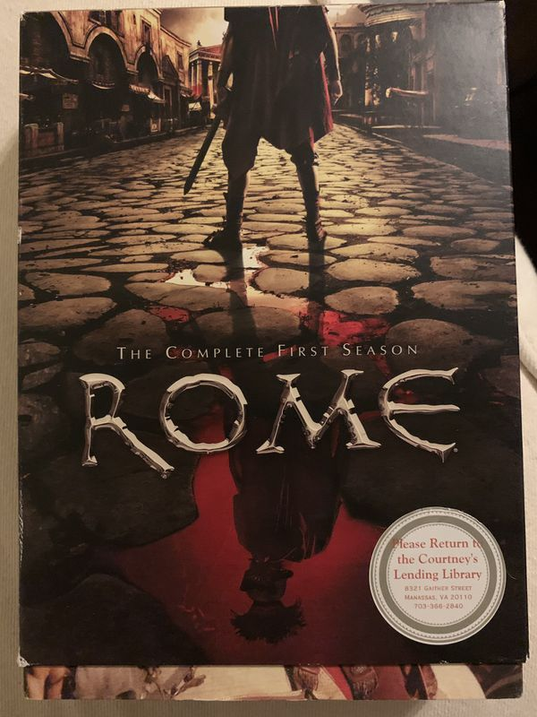 Rome complete first season