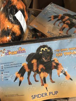 SPIDER DOG COSTUME for Sale in El Monte, CA