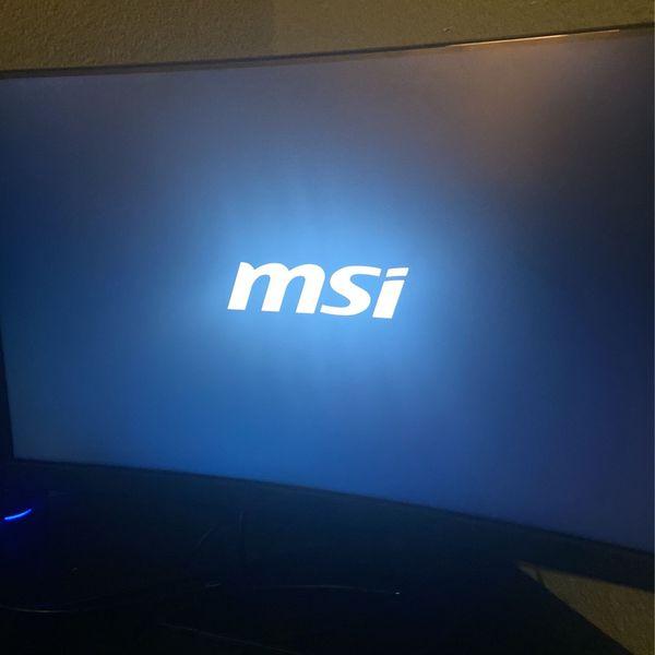 144hz Monitor MSI