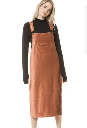 Mauve Overall Dress for Sale in Avondale, AZ