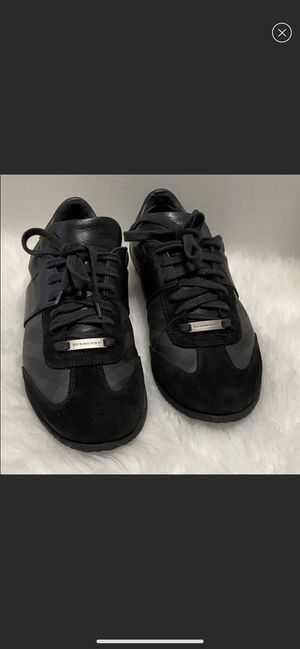 BURBERRY PRORSUM SNEAKERS SHOES SZ 41 / 8 Made In Italy for Sale in Dearborn, MI
